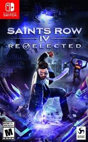 Carátula de Saints Row IV: Re-Elected - Nintendo Switch