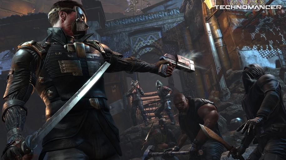 The Technomancer: The Technomancer: RPG futurista en un Marte post-apocalíptico