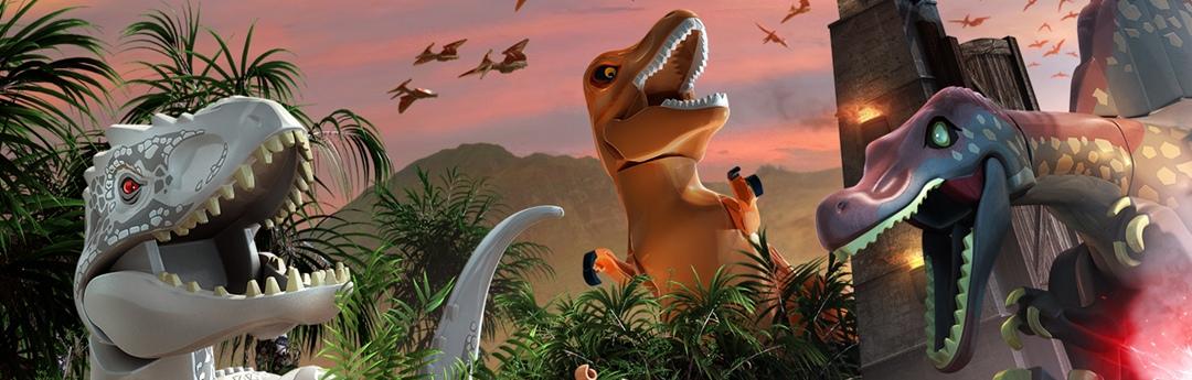 Análisis LEGO Jurassic World