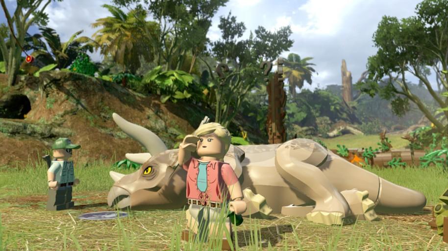 LEGO Jurassic World: LEGO Jurassic World: ¡Aventuras y dinosaurios para todos!