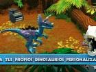 LEGO Jurassic World - Pantalla