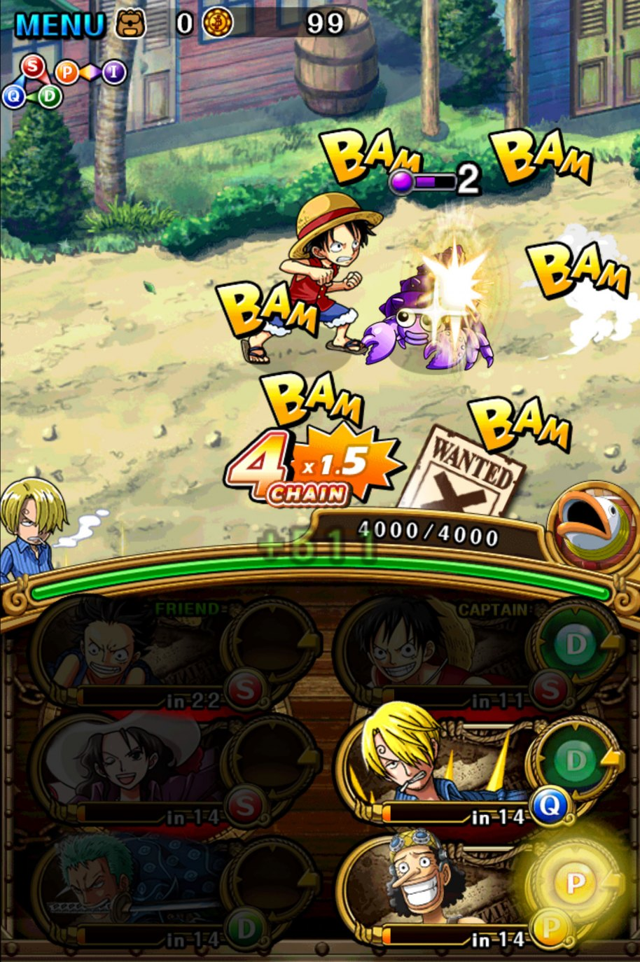 One Piece Treasure Cruise análisis