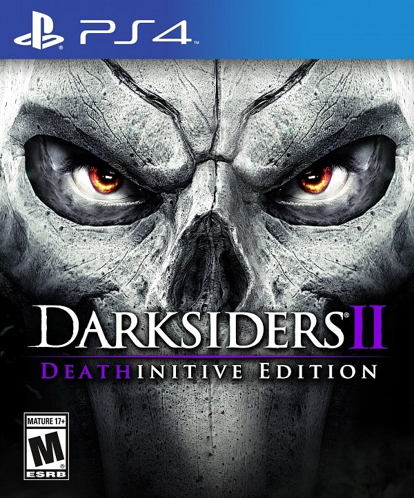 Se Hace Oficial La Darksiders Ii Deathinitive Edition Para