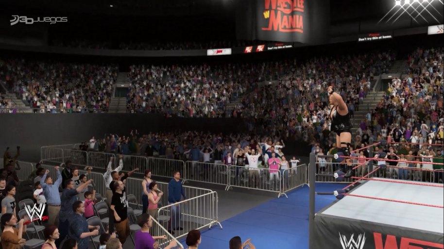 WWE 2K16 análisis