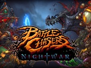 Carátula de Battle Chasers: Nightwar - Mac