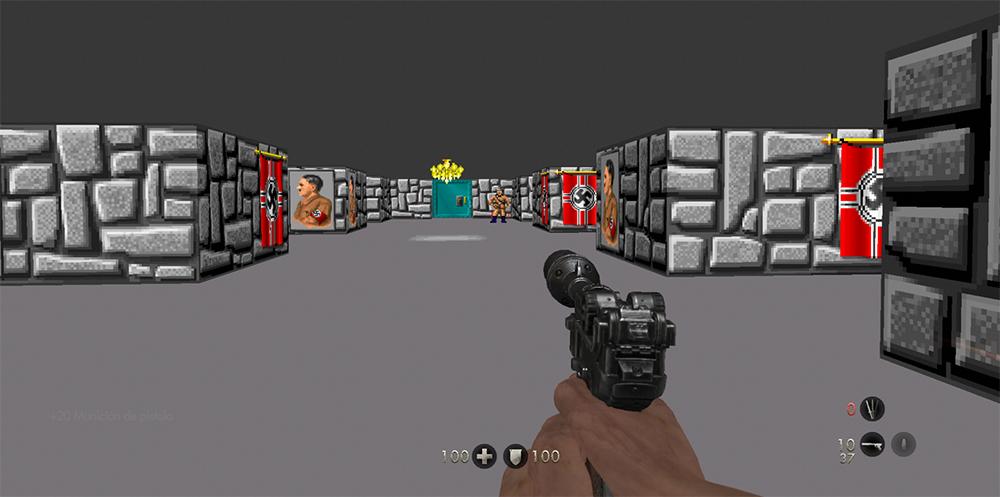 Análisis de Wolfenstein The Old Blood para PC - 3DJuegos