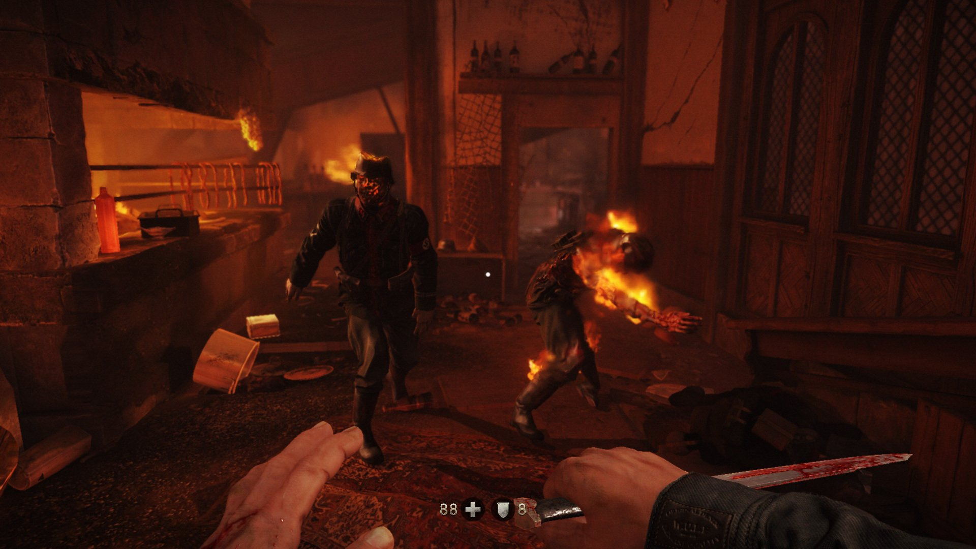 Análisis de Wolfenstein The Old Blood para PC - 3DJuegos