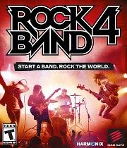 Carátula de Rock Band 4 - PC