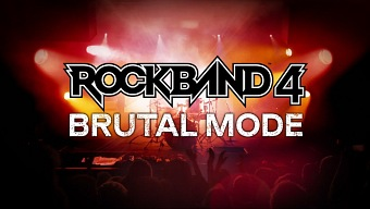 Video Rock Band 4, Modo Brutal