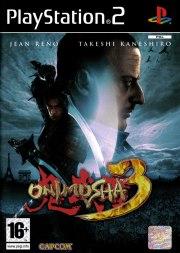 Carátula de Onimusha 3: Demon Siege - PS2
