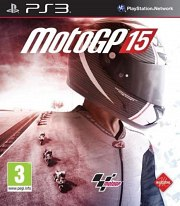 Carátula de MotoGP 15 - PS3