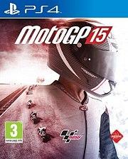 Carátula de MotoGP 15 - PS4