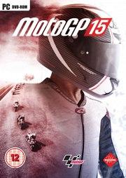Carátula de MotoGP 15 - PC