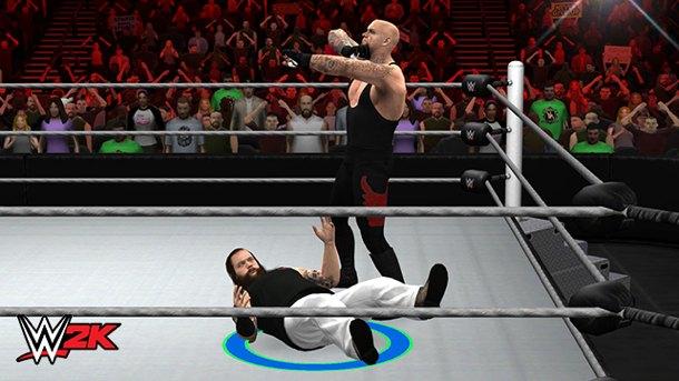 WWE 2K iOS