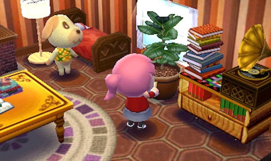 Animal Crossing Happy Home Designer: Animal Crossing Happy Home Designer: Impresiones en 3DS