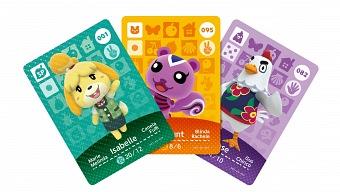 La serie 2 de tarjetas amiibo de Animal Crossing, a la venta el 20 de noviembre