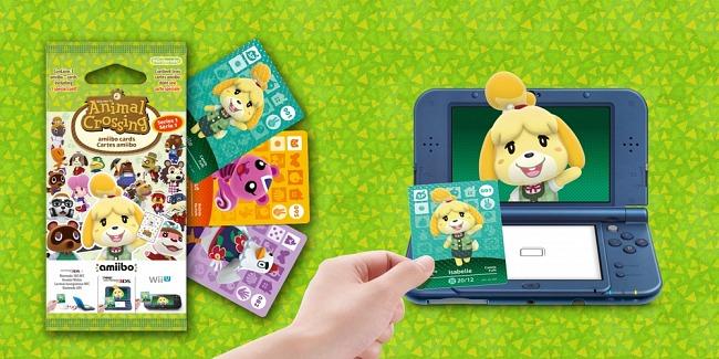 Happy Home Designer, New 3DS y las tarjetas amiibo, éxitos de la compañía en 2015.
