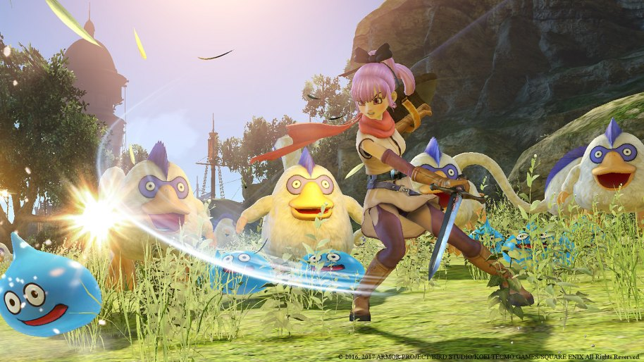 Dragon Quest Heroes II análisis