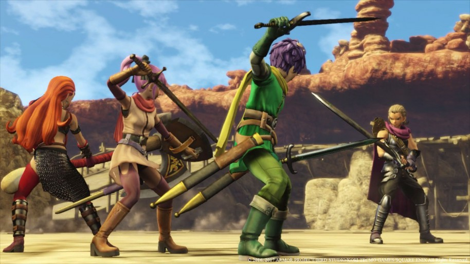 Dragon Quest Heroes II PC