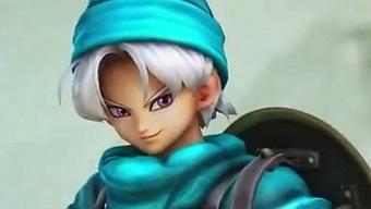Video Dragon Quest: Heroes II, Dragon Quest Heroes II: Meet the Heroes #4: Terry y Carver