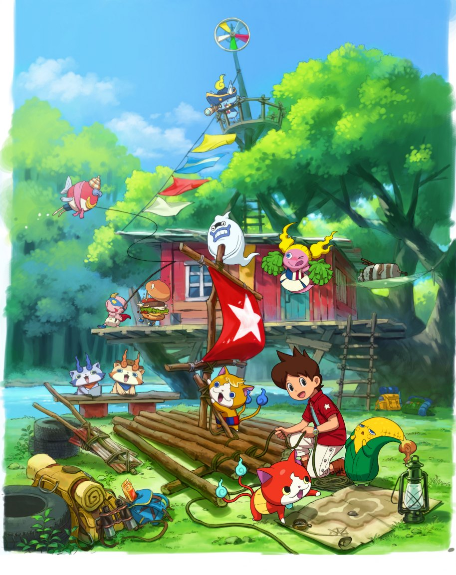 Yokai Watch 3 3DS