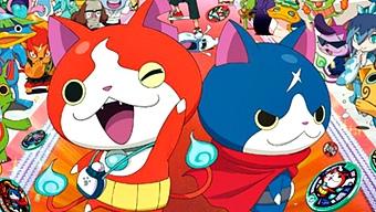 Yo-Kai Watch 3 llegará a las 3DS españolas en invierno