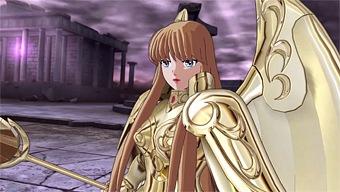 Video Saint Seiya: Soldiers' Soul, Athena vs Hades