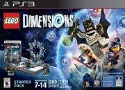 Carátula de LEGO Dimensions - PS3