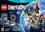 Carátula de LEGO Dimensions - Wii U