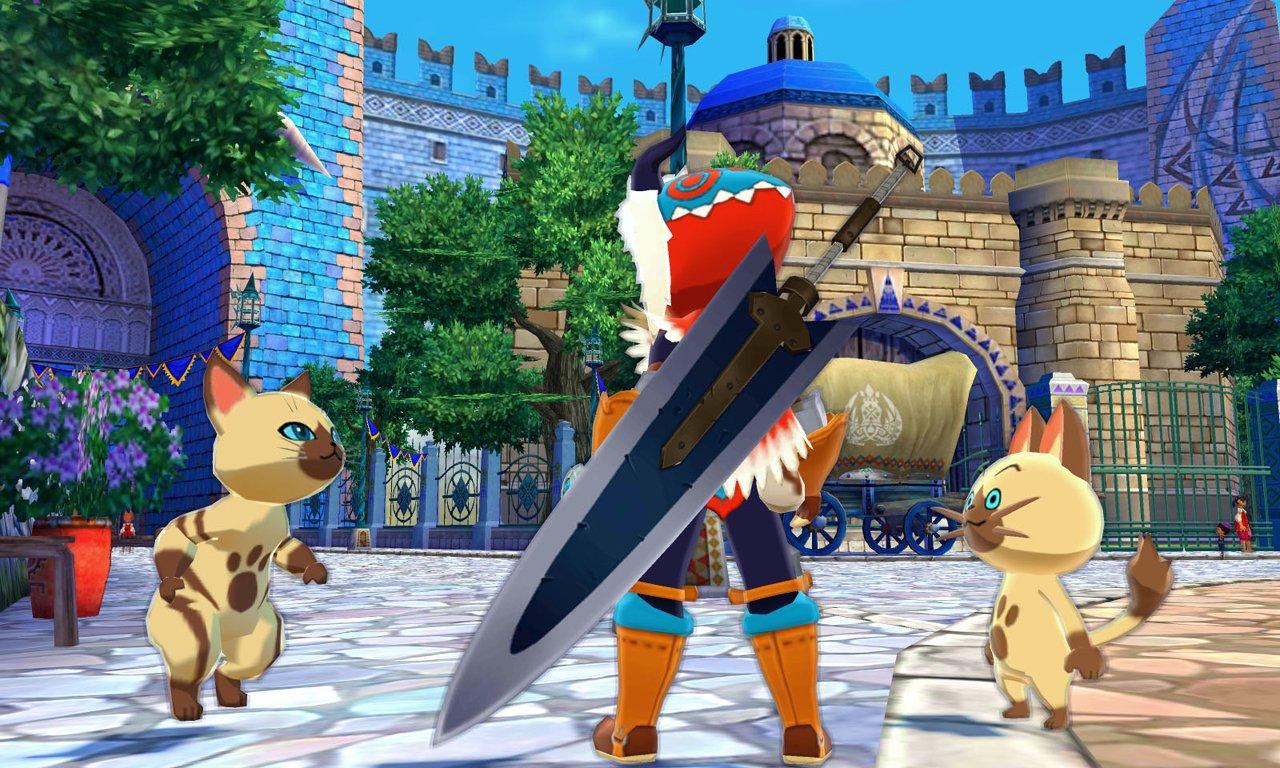 Resultado de imagen de Monster Hunter Stories 3ds