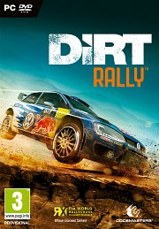 Carátula de DiRT Rally - PC