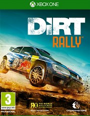 Carátula de DiRT Rally - Xbox One