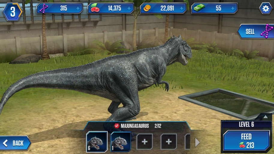 Jurassic World The Game análisis