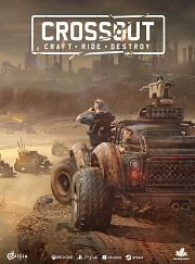 Carátula de Crossout - PC