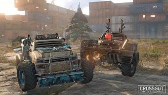 ¡Carros de combate! Crossout estrena Leviatanes, nuevo modo de juego
