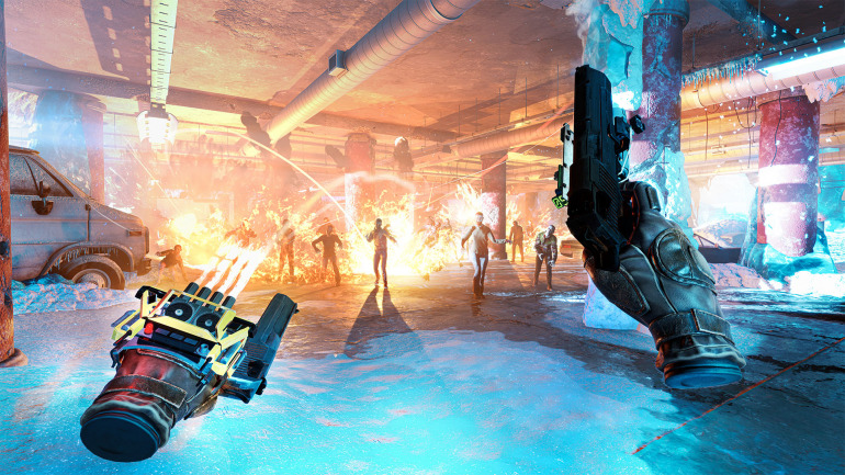 After the Fall is Vertigo Games' next great action game for PC and PlayStation VR.