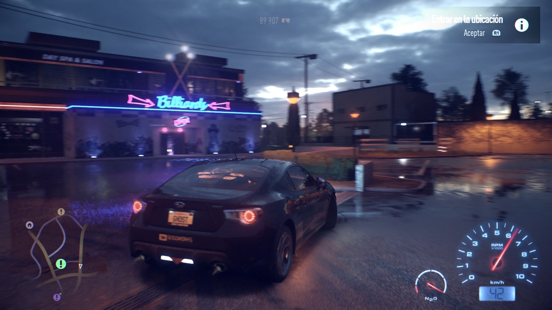 an lisis de need for speed para ps4 3djuegos. Black Bedroom Furniture Sets. Home Design Ideas