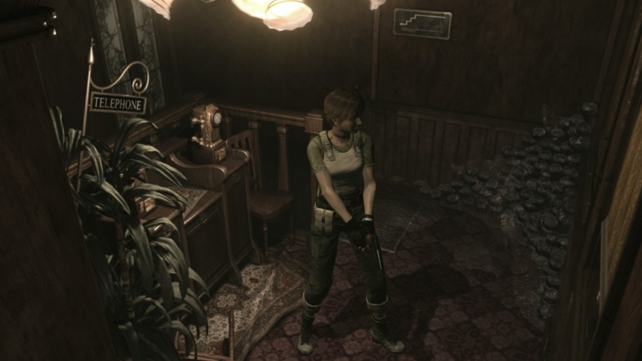 Resident Evil Zero HD Remaster: Resident Evil Zero HD Remaster: Survival clásico y terror