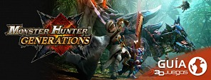 Gu�a de Monster Hunter: Generations