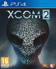 Carátula de XCOM 2 - PS4