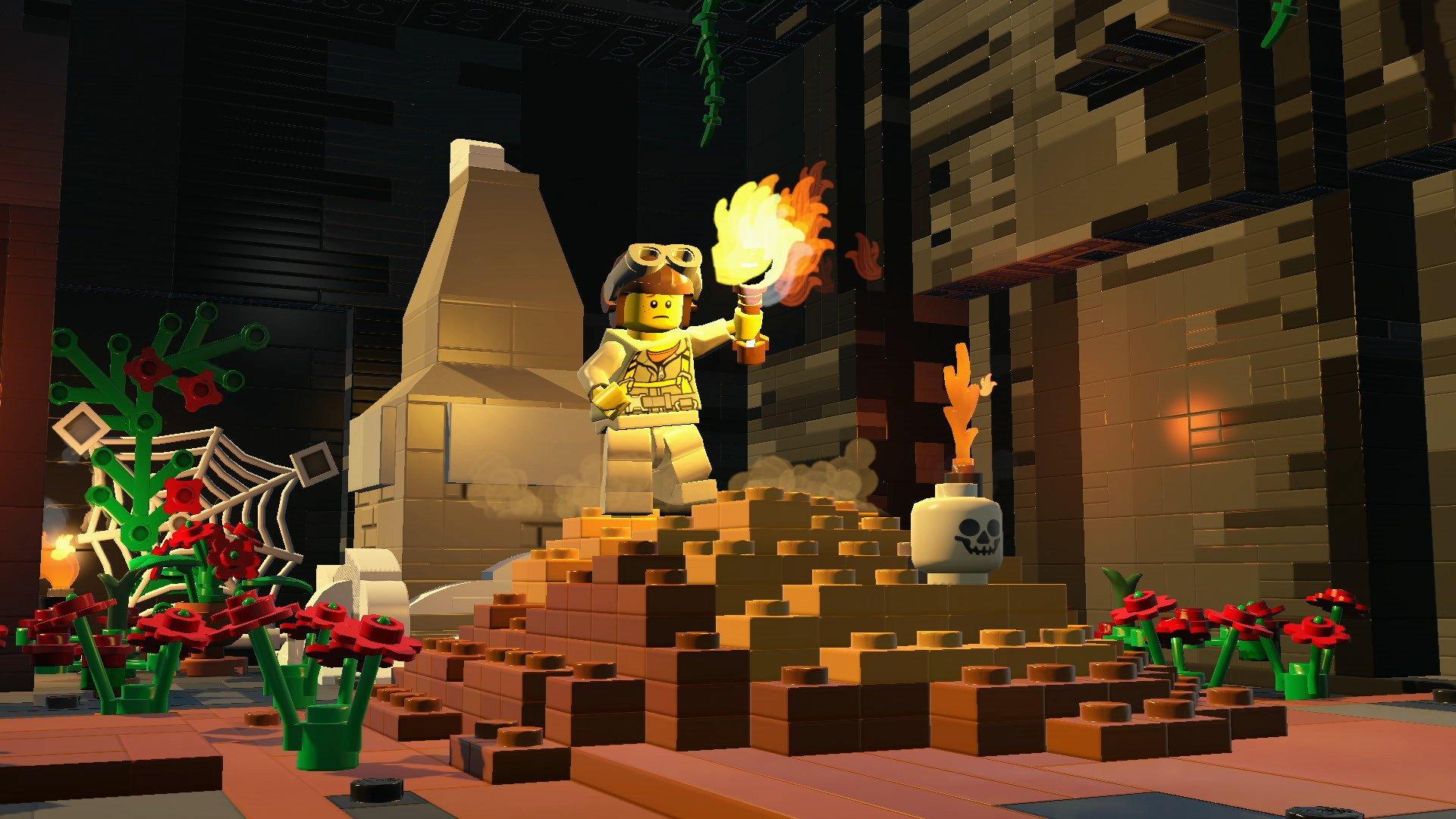 Analisis De Lego Worlds Para Ps4 3djuegos