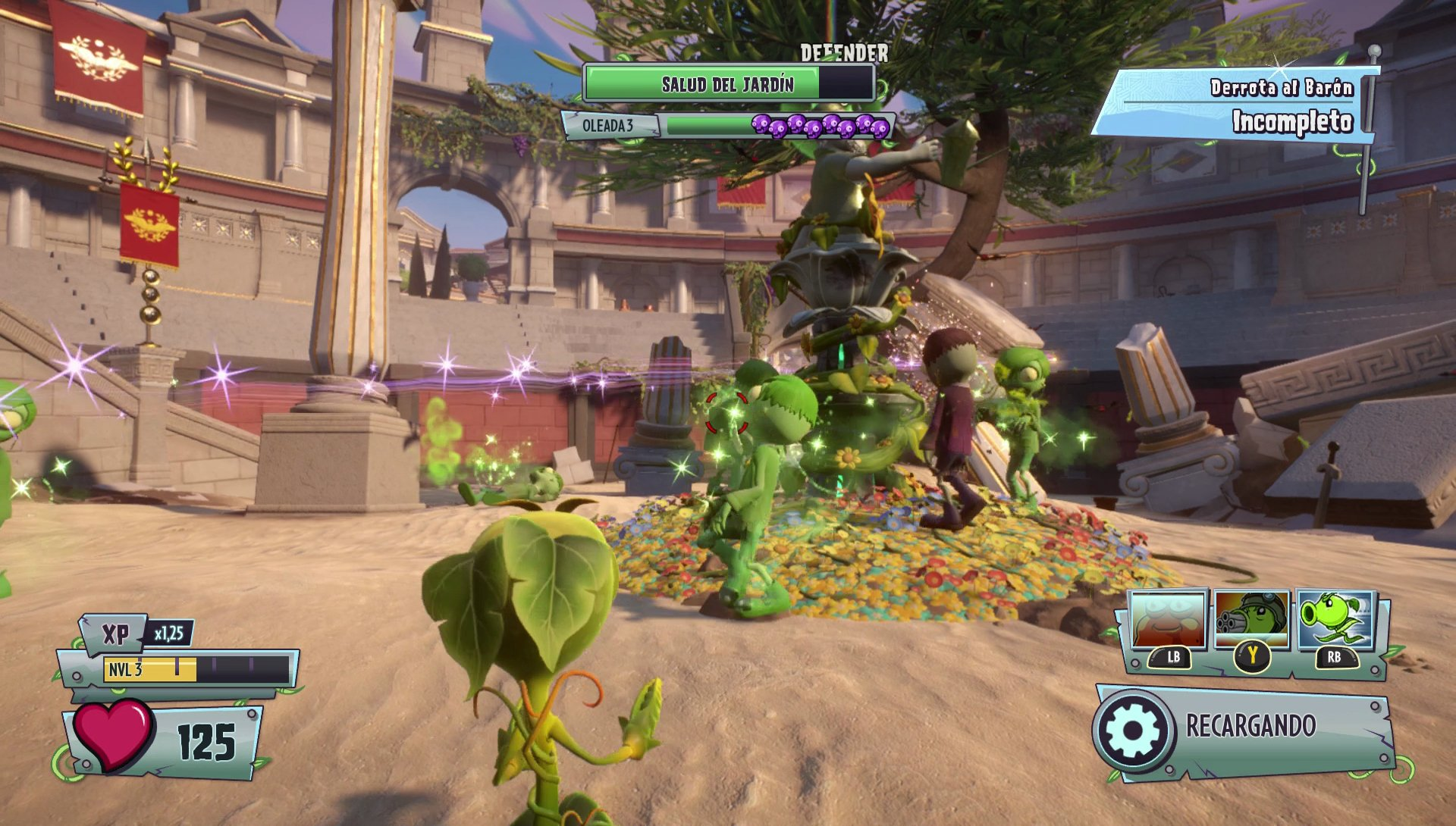 Image Result For Garden Warfare  Ps