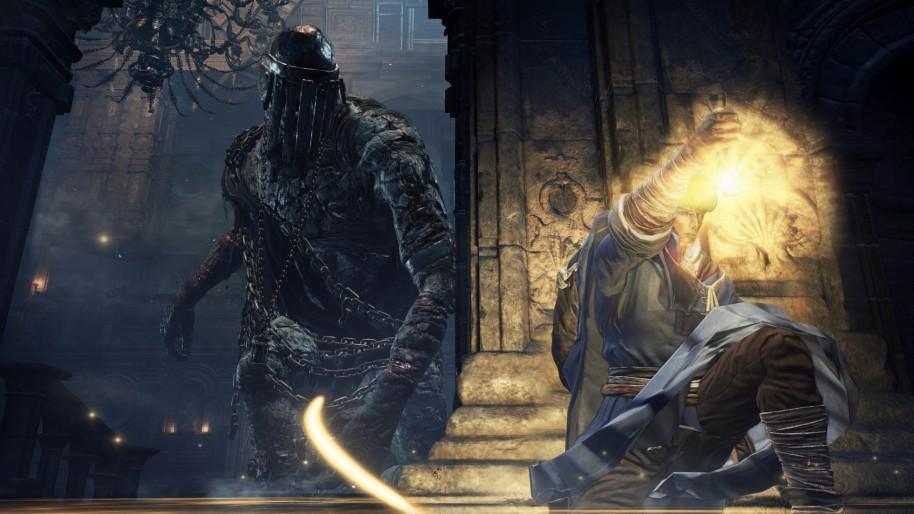 Dark Souls 3: Dark Souls III: Te devora el alma!! Vídeo impresiones