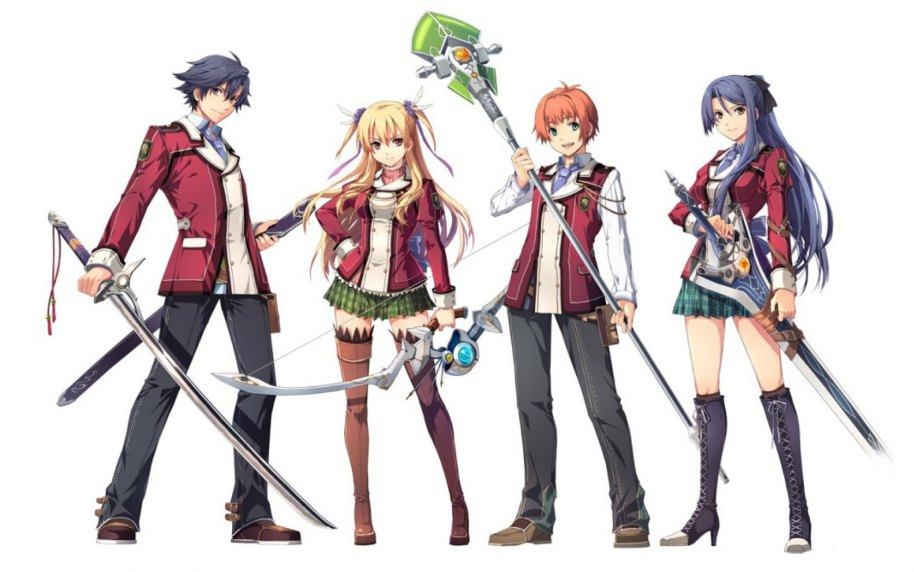 Trails of Cold Steel