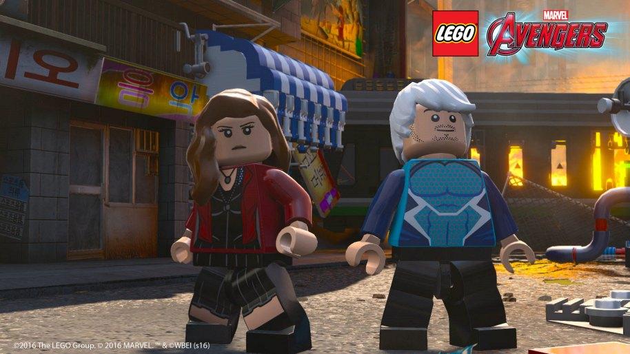 LEGO Marvel Vengadores análisis