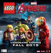 Carátula de LEGO Marvel Vengadores - PC