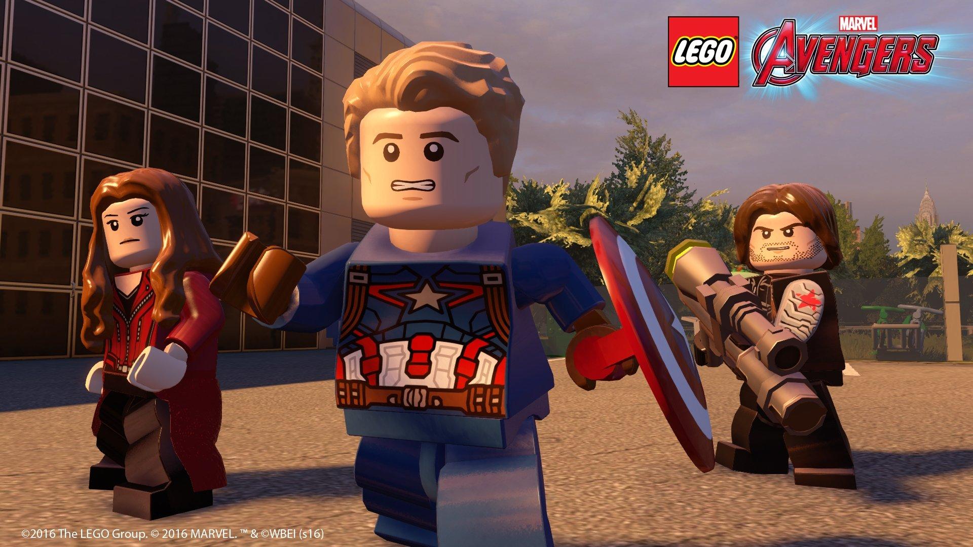 Analisis De Lego Marvel Vengadores Para Xbox 360 3djuegos