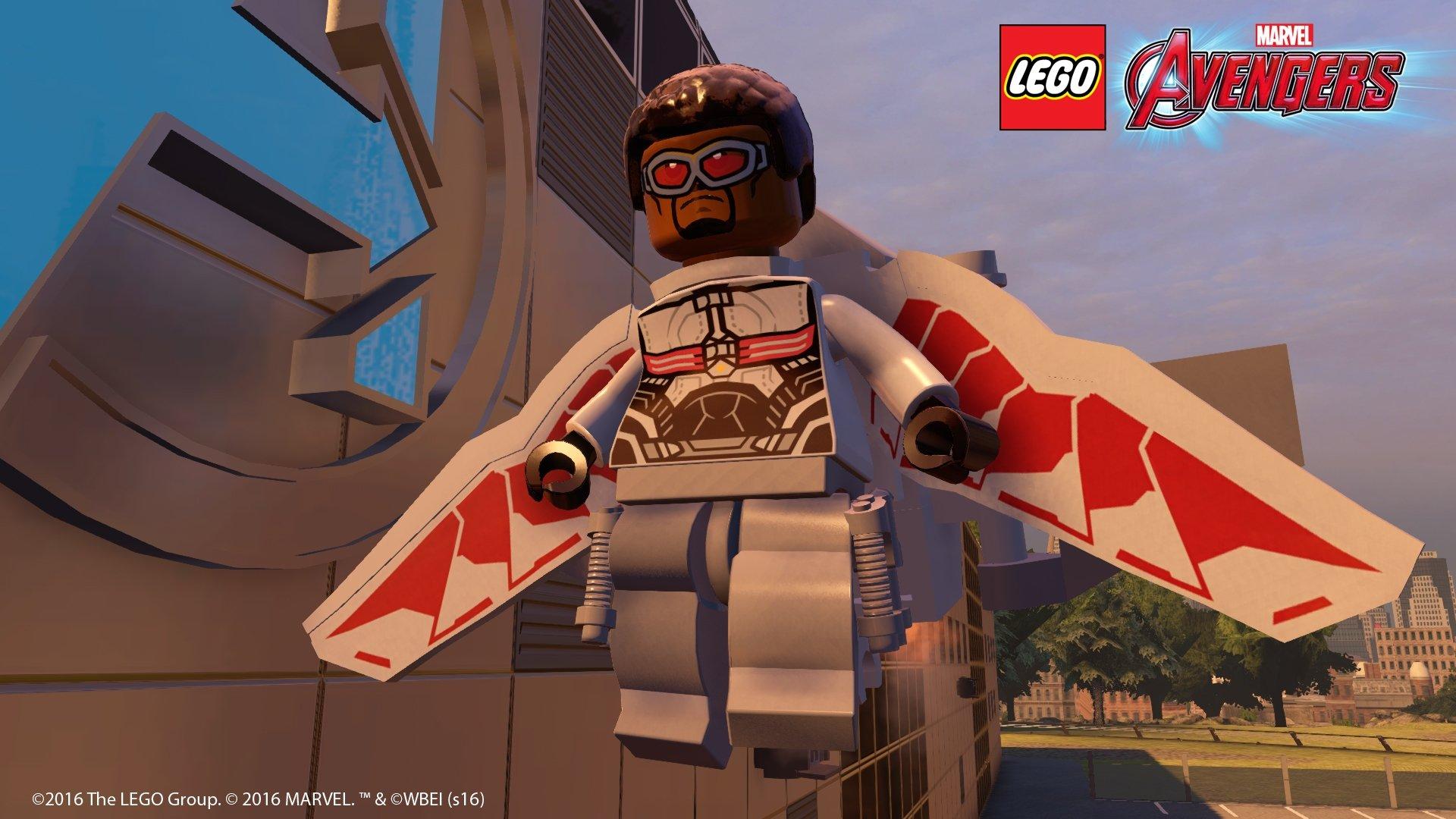 Analisis De Lego Marvel Vengadores Para Ps3 3djuegos