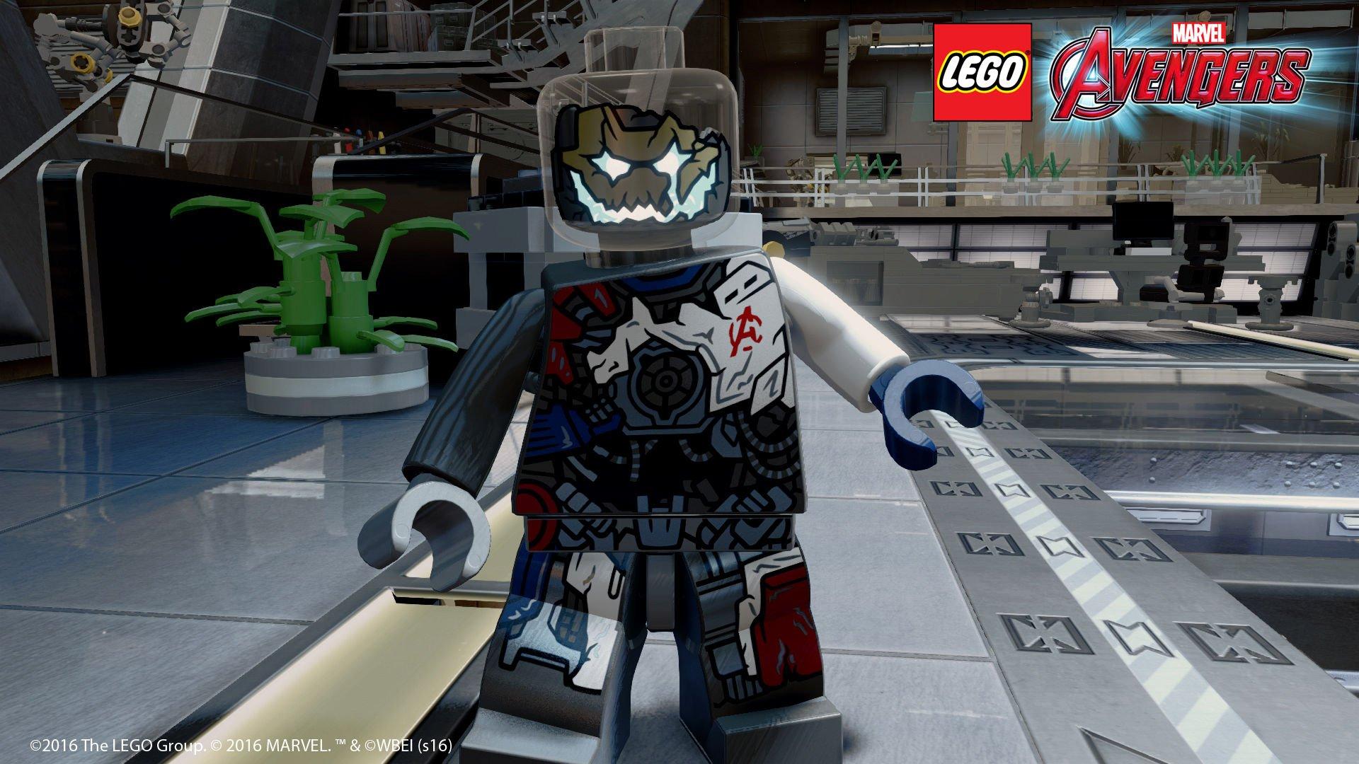 Analisis De Lego Marvel Vengadores Para Ps4 3djuegos