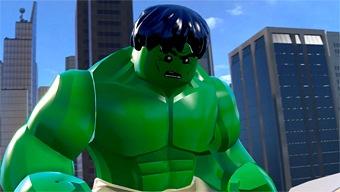 Video LEGO Marvel Vengadores, LEGO Marvel Vengadores: Tráiler de Mundo Abierto